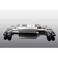 AC Schnitzer Muffler with Carbon Fiber Quad Tips for BMW G30 530i / 530iX (P/N: 1812330214)