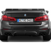 AC Schnitzer BMW ACS AERO KIT Rear Diffuser for G30/31 5 Series w/ M-Sport Package with M-Technik (P/N: 5112330310)
