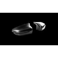 Akrapovic Carbon Fiber Side Mirror Cap for BMW F90 M5 | F91, F92, F93 M8 incl. Competition - Matte (P/N: WM-BM/CA/3/M)