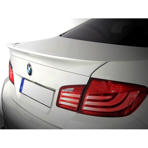 AutoTecknic ABS Trunk Spoiler BMW F10 5-Series Sedan