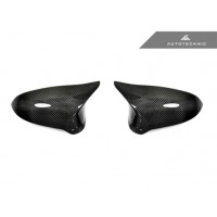 Autotecknic BMW Replacement Carbon Fiber Mirror Covers for F80/F82 M3/M4 (P/N: BM-0147)