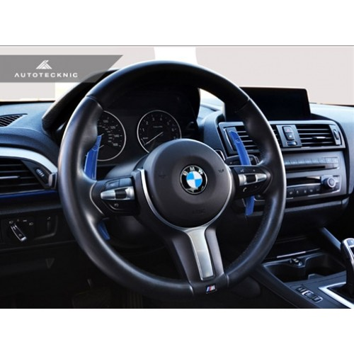 Autotecknic Competition Shift Paddles - BMW F87 M2 | F80 M3 | F82/ F83 M4 | F10 M5 | F06/ F12/ F13 M6 | F85 X5M | F86 X6M (P/N: BM-0164)