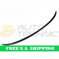 Autotecknic BMW Carbon Fiber Trunk Spoiler E90 3 Series Sedan 2006-2011 (P/N: BM-0190-S)