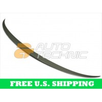 Autotecknic BMW F10 M5 Style Unpainted Trunk Spoiler - F10 5 Series Sedan 2011-Up (P/N: BM-0231)