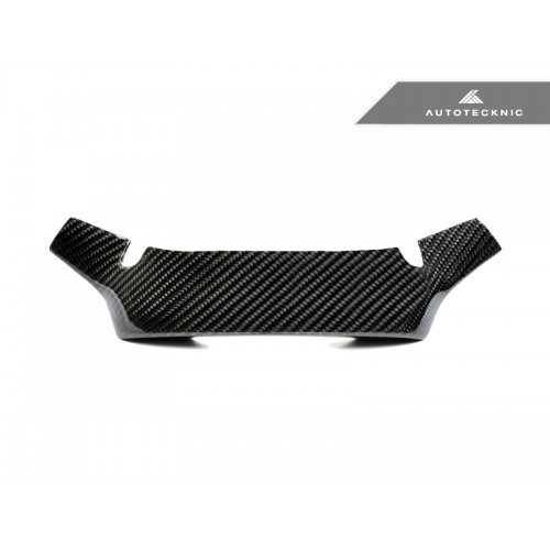 AutoTecknic Carbon Steering Wheel Top Cover - BMW F90 M5 | F91/F92/F93 M8 | F97 X3M | F98 X4M | F95 X5M | F96 X6M (P/N: BM-0273)