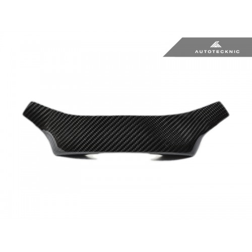 AutoTecknic Carbon Steering Wheel Top Cover - BMW G-Chassis M Sport Steering Wheel (P/N: BM-0275)