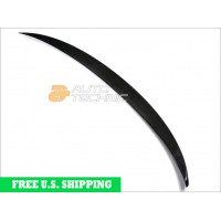 Autotecknic BMW Carbon Fiber Performance Style Trunk Spoiler - F10 5 Series Sedan 2011-Up (P/N: BM-0292)