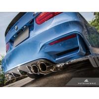 Autotecknic BMW Vacuumed Carbon Fiber Diffuser for F80/F82 M3/M4 (P/N: BM-0352)