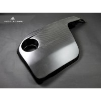 Autotecknic BMW Vacuumed Carbon Fiber Engine Cover for F80/F82 M3/M4 (P/N: BM-0401)