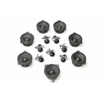 BAVSound Stage One Premium Speaker Upgrade Kit w/ Harman Kardon (Top Hi-Fi) Audio System for BMW F01/F02