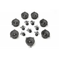 BAVSound Stage One Premium Speaker Upgrade Kit w/ Harman Kardon (Top Hi-Fi) Audio System for BMW F01/F02