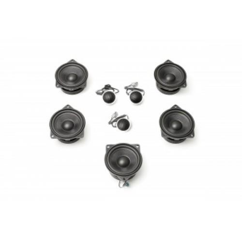 BAVSound Stage One Premium Speaker Upgrade Kit w/ Standard (Hi-Fi) Audio System for BMW F01/F02