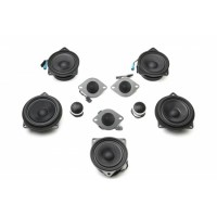 BAVSound Stage One Premium Speaker Upgrade Kit w/ Harman Kardon (Top Hi-Fi) Audio System for BMW F22