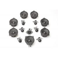 BAVSound Stage One Premium Speaker Upgrade Kit w/ Harman Kardon (Top Hi-Fi) Audio System for BMW F15