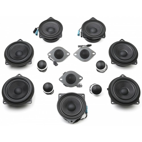 BAVSound Stage One Premium Speaker Upgrade Kit w/ Harman Kardon Audio System for BMW G30/G31/G38/F90