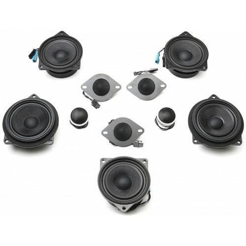 BAVSound Stage One Premium Speaker Upgrade Kit w/ Standard (Hi-Fi) Audio System for BMW G30/G31/G38