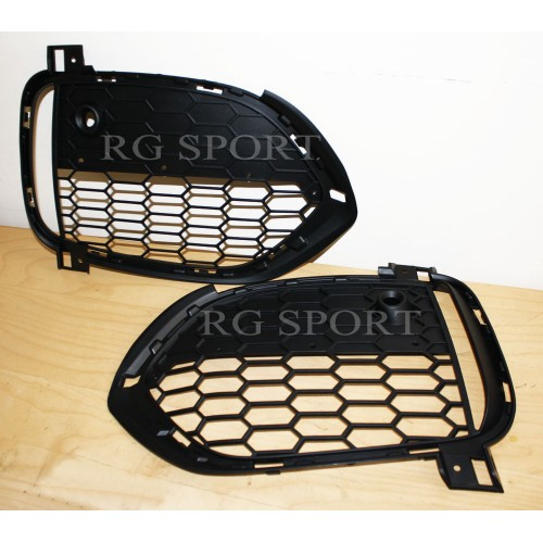 BMW OEM Open Front Grill F15 X5 M Sport 2014-UP