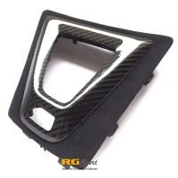 BMW Gearshift Trim Cover Carbon Fiber for F30/F32 3/4 Series - F80/F82 M3/M4 (P/N: 51162358358)