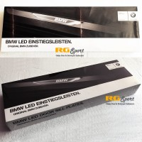BMW OEM LED Door Sill F15 X5 / F16 X6 2014-UP (P/N: 8069)