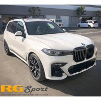 BMW OEM G07 X7 Kidney Grill in Shadowline (Gloss Black) (P/N: BMW.G07.5113)