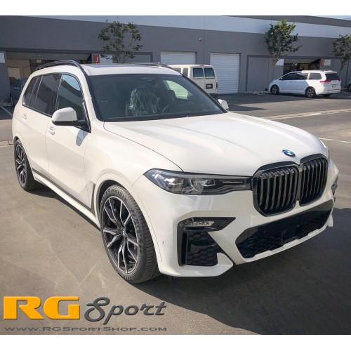 BMW OEM G07 X7 Kidney Grill in Shadowline (Gloss Black) (P/N: BMW.G07.5113)