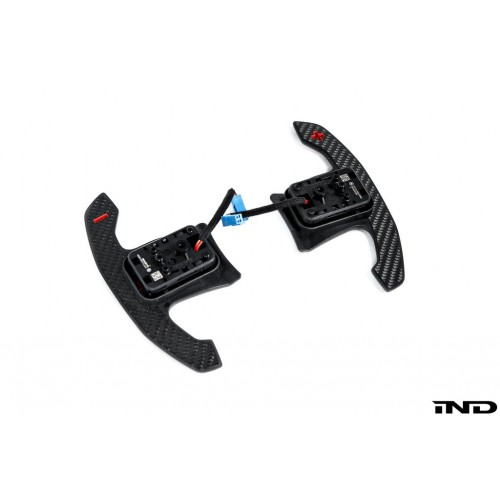 BMW M Performance G8X M3 / M4 Carbon Shift Paddle Set (P/N: 61319501592)