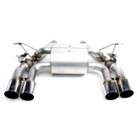 DINAN Free Flow Stainless Exhaust BMW F80 M3 | F82 F83 M4 (P/N: D660-0050)