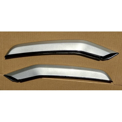 RG Sport M50d Style Front Grill Trim SET for F15 X5 M Sport 2014-up (P/N: RGS.BMW.F15.MGT)