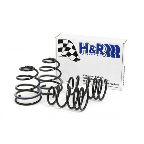 H&R RACE SPRINGS BMW E60 5-Series 2004-2010 Race Spring (P/N: 50460-88)
