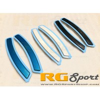 RG Sport BMW OEM Painted Front Reflectors F87 M2 2016-up (P/N: RGS.RF87F)