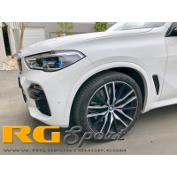 RG Sport BMW OEM Painted Front Reflectors G05 X5 2019-UP (P/N: RGS.RG05F)