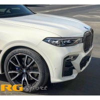 RG Sport BMW OEM Painted Front Reflectors G07 X7 2019-UP (P/N: RGS.RG07F)