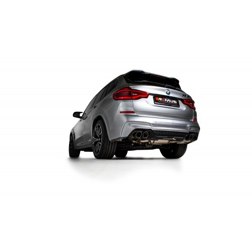 Remus Sport Cat-Back Exhaust System for BMW F97 X3M