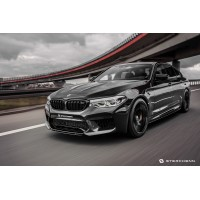 Sterckenn Carbon Fiber Front Splitter for 2018-2020 BMW F90 M5 incl. Competition Package