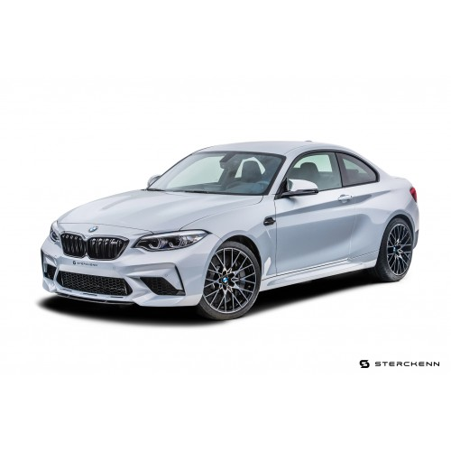 Sterckenn Carbon Fiber Front Splitter for BMW F87 M2 Competition Package