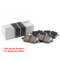 iSWEEP Rear Brake Pads for BMW F97 X3M | F98 X4M incl. Competition