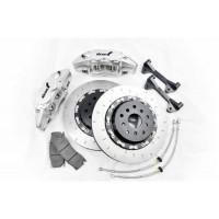 Alcon Monobloc Brake Kit - BMW F30 3-Series (Non XDrive) Front 6 Piston Monobloc 380 X 32MM