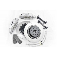 Alcon Monobloc Brake Kit - BMW F30 3-Series (Non XDrive) Rear 4 Piston Monobloc 355 X 32MM