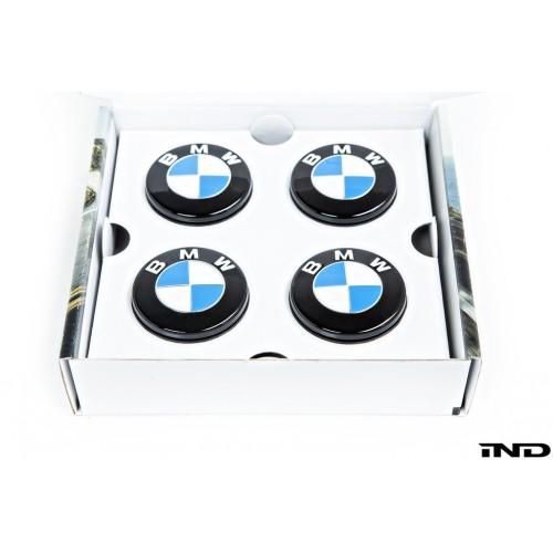 BMW Floating Wheel Center Cap Set - 68mm