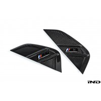 BMW M Performance Carbon Side Marker Set - G80 M3
