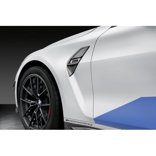 BMW M Performance Carbon Side Marker Set - G82 M4