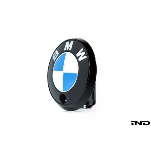 IND Painted Trunk Roundel - G22 4-Series