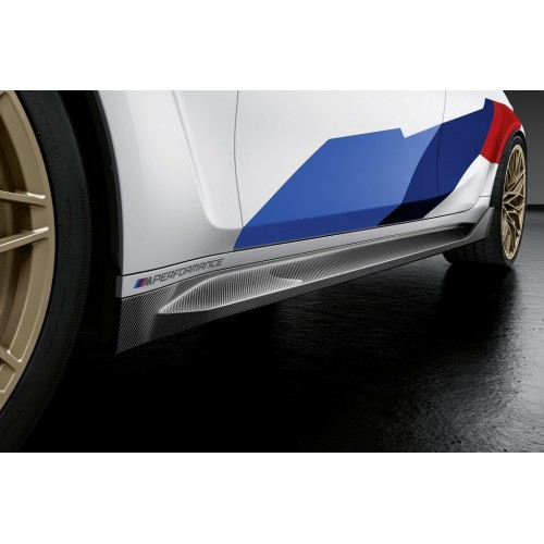BMW M Performance Carbon Rocker Blade Set - G82 M4