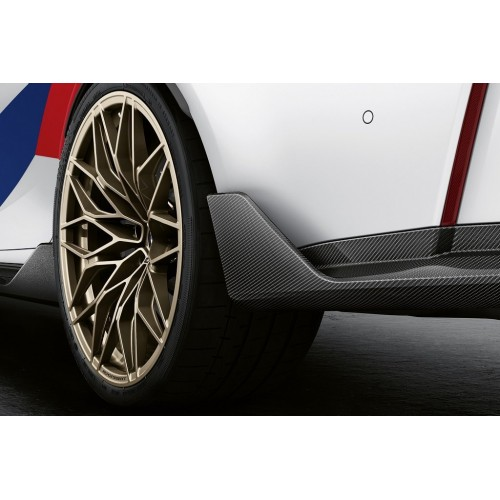 BMW M Performance Carbon Rear Winglet Set - G82 M4