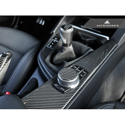 AutoTecknic Carbon I-Drive Touch Controller Cover - BMW F-Chassis & G-Chassis 2014-Up