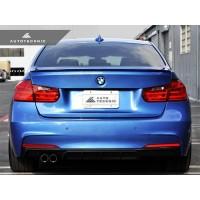 AutoTecknic Low-Kick Trunk Spoiler - BMW F30 3-Series | F80 M3 Sedan