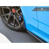AutoTecknic Carbon Fiber Front Splash Guards - F90 M5