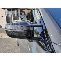 AutoTecknic G8X Style M-Inspired Mirror Covers - G20 3-Series   G22 4-Series