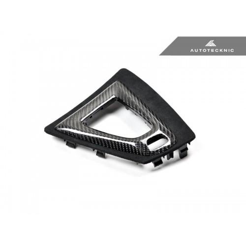 AutoTecknic Carbon Alcantara Shift Console Trim - F87 M2 Competition
