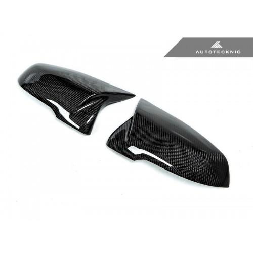 AutoTecknic Carbon Fiber M-Inspired Mirror Covers - F20 1-Series | F22 2-Series | F30 3-Series | F32/ F36 4-Series | F87 M2
